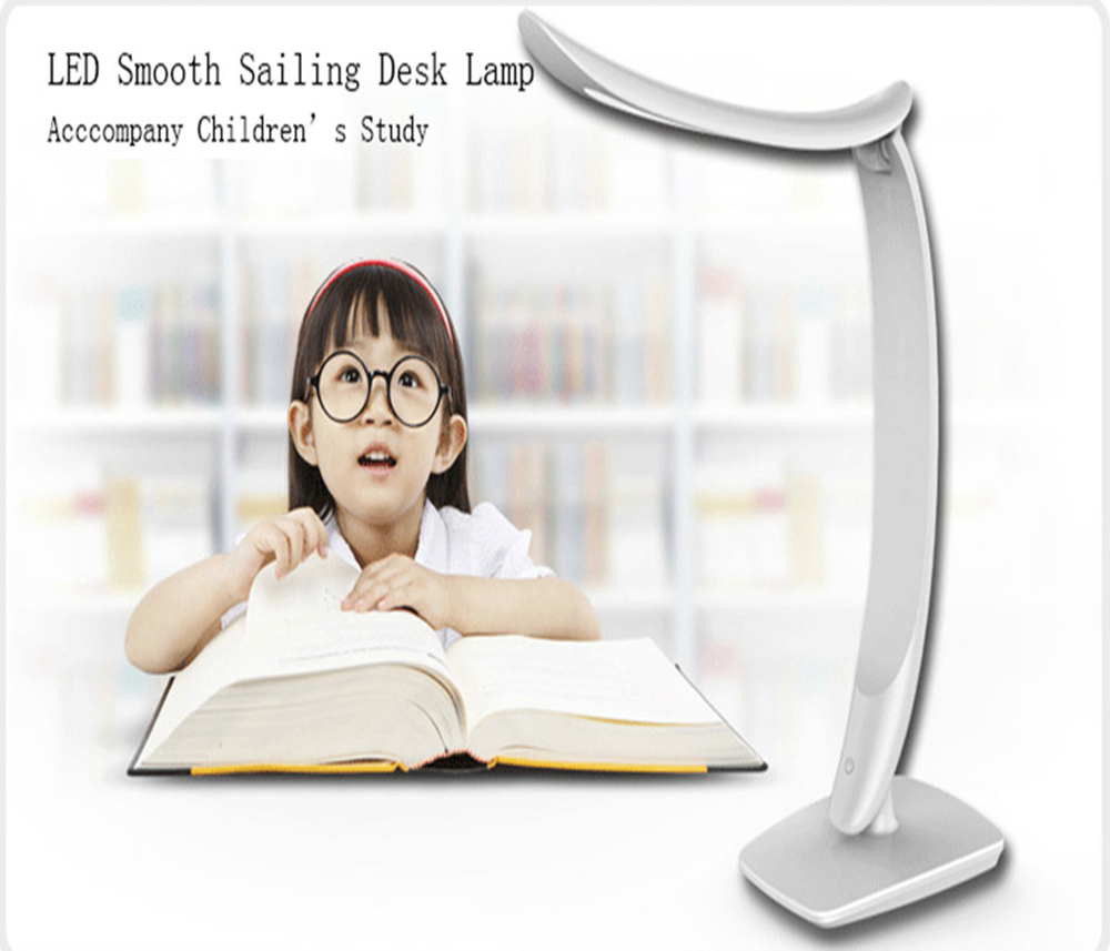 Modern Desk Lamp Rechargeable Foldable Dimmable With Touch Sensor Smooth Sailing LEDTable Lamp /LEDTable light /LEDreading lamp<br><br>Aliexpress