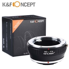 MD-FX Lens Adapter Minolta MC MD Mount lens for  Fujifilm Fuji X-Pro1 X Pro 1 Camera Adapter Ring Free Shipping