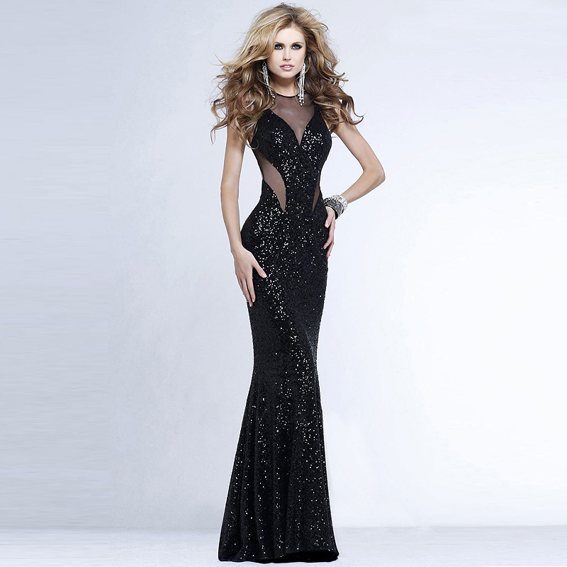 Hem Dress Gauze Dress Tail Hem Mop
