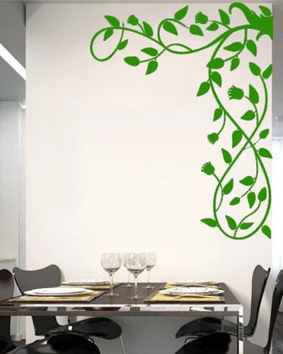Achetez en gros stickers muraux pour salle manger en for Stickers salle a manger