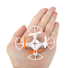 Funny RC Toy JJ810 RC Quadcopter Toy 2.4G 4CH 6 Axis Gyro Mini Drone with LED Light Super Flight quadrocopter(China (Mainland))
