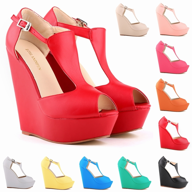 Awesome Women Pumps Sexy Red Bottom Pointed Toe High Heels Shoes Women 2015
