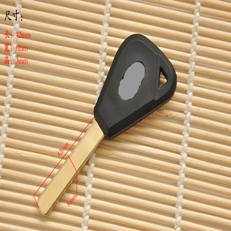 Free shipping,Car Transponder chip key cover shell For Subaru(China (Mainland))