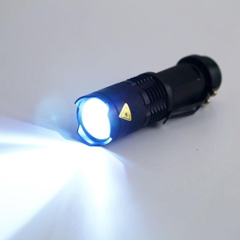 2015-Mini-LED-Torch-7W-2000LM-CREE-Q5-LED-Flashlight-Adjustable-Focus-Zoom-flash-Light-Lamp