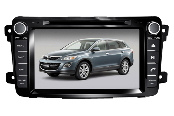Wholesales price CS-M009 CAR DVD PLAYER WITH GPS FOR MAZDA CX-9 2007-2012(China (Mainland))