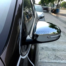 Buy Sportage kx5 2016 ABS Chrome Car Exterior Side Mirror Cover Rearview Mirror Trim Protectors for $32.80 in AliExpress store
