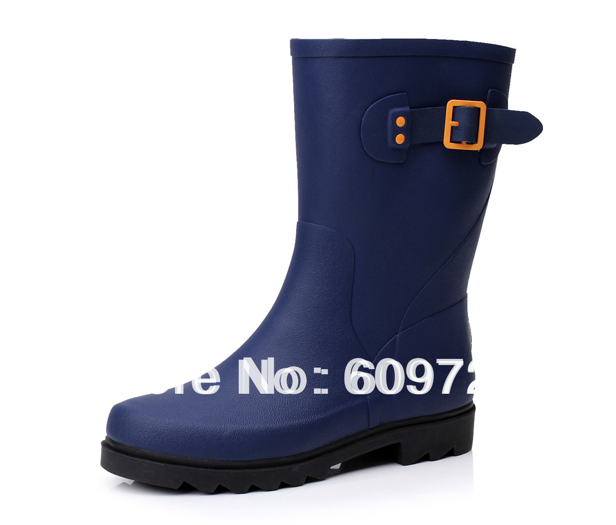 Luxury SGD1495 Knee High Rain Boot Rain Boots For Men And Women Fish Soft