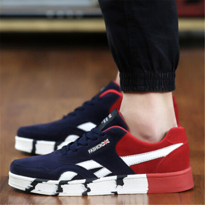 2015 Autumn winter Men Shoes Leather Shoes Men's Flats Shoes warm men casual shoes 39-44