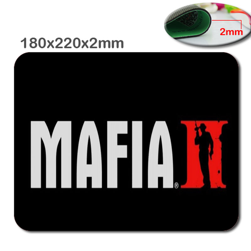 custom quick printing antiskid and durableSmall order customized advertising gift mouse pad wholesale do you logo or photos(China (Mainland))