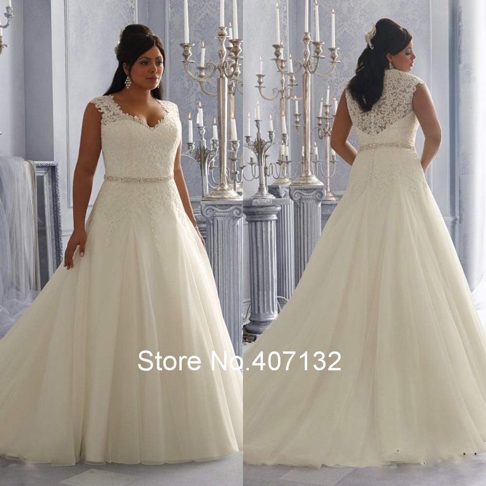 Wholesale plus size wedding dresses
