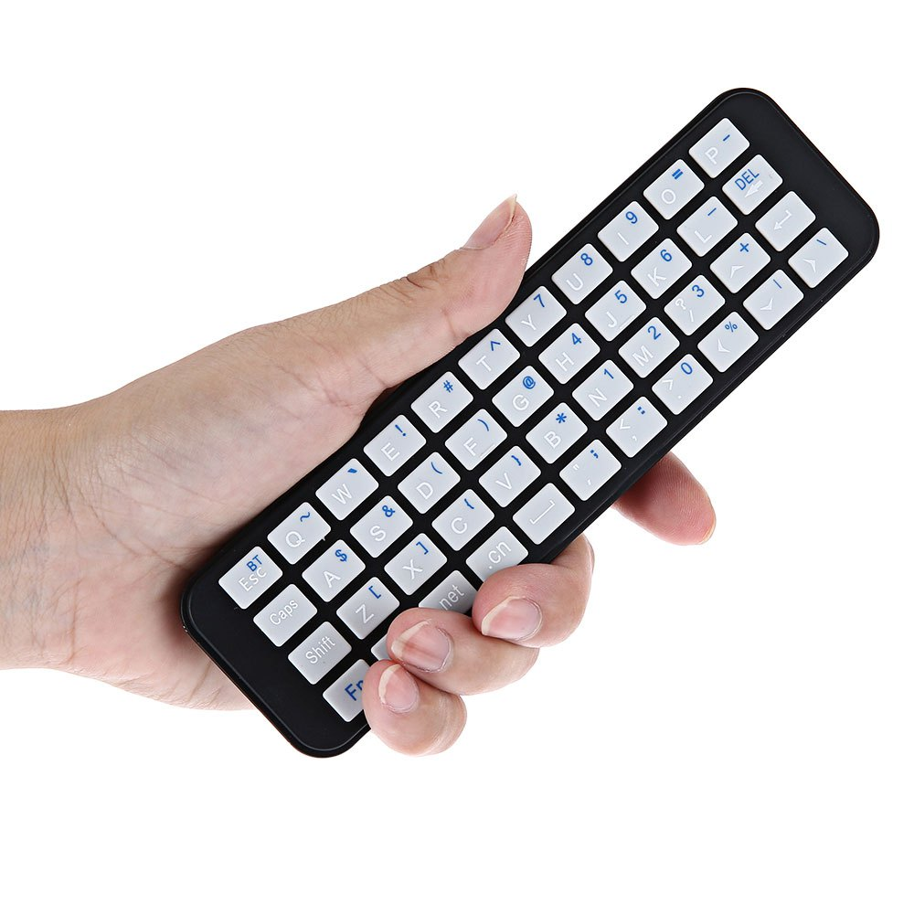 New Arrival KP - 810 - 56S Mini Wireless Bluetooth Keyboard Mouse Combo support PC / Tablet / Smart TV(China (Mainland))