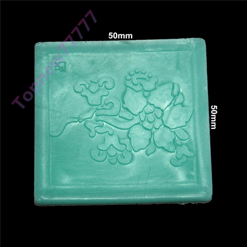 DIY Exquisite Flower Plant Fondant Chocolate Cake Decorating Baking Tools Sugar Craft Lace Flower Silicone Cake Mold N2162(China (Mainland))