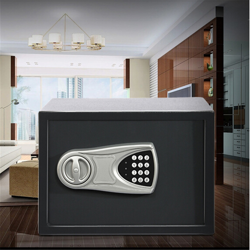 High quality electronic safe box,Strong box,electronic strong steel box digital safe lock use in the home,office and hotel(China (Mainland))