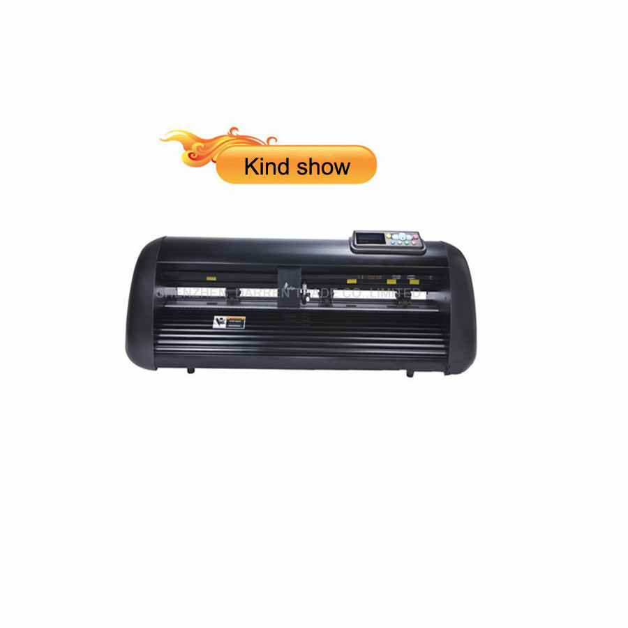Free by DHL Vicsign Hw630 Vinyl Sticker Cutter With Red Dot Original Factory Hot Sales Fast Delivery 24'' Cutting Plotter(China (Mainland))