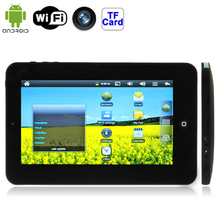 QYMID712 256MB +2GB NAND Flash VIA WM8650 600MHz 7.0 inch Android 2.3 Tablet PC with WIFI/ RJ45 / 2 USB Ports Adapter(China (Mainland))