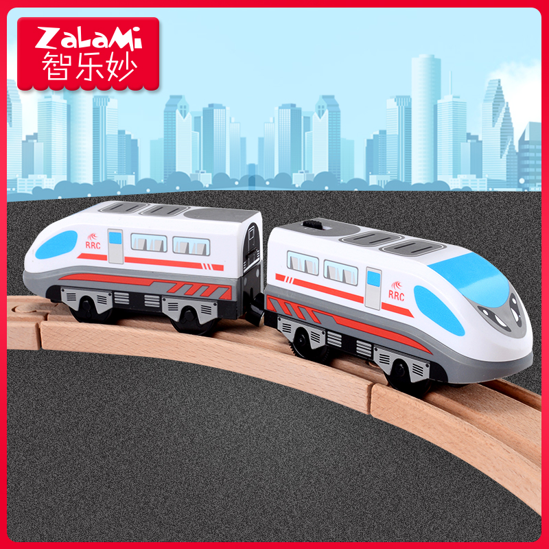 Electric Railroad Train Set Education Toy Railway Truck Train toys 2017NEW(China (Mainland))
