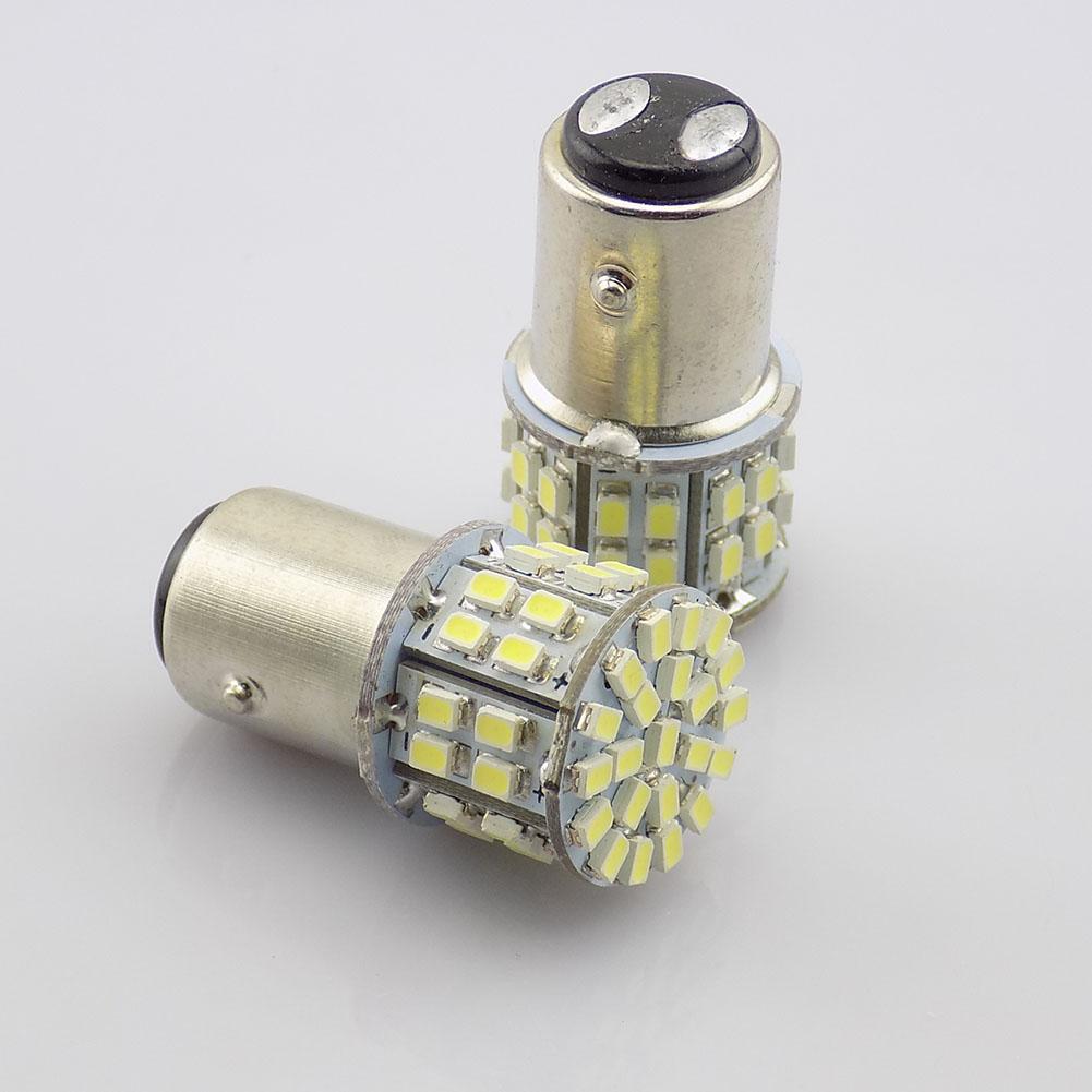 2pcs 1157 50 LED Car Light Bulbs Auto Brake Light Bulb 3020 SMD Tail Rear Turn Signal Brake Lamps 12V(China (Mainland))