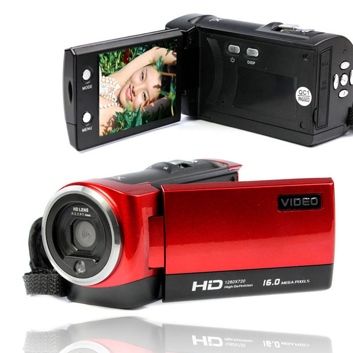 2015 new arrival 2 7 lcd 16mp 720p hd digital camera for New camera 2015
