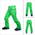 Free shipping New Arrival Ski Men s Trouser Snowboard Skiing Pants Guarantee The Quality Snow Pants