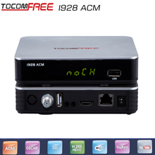 2017 Hot selling tocomfree i928ACM azbox receiver free shipping cost for South America(China (Mainland))