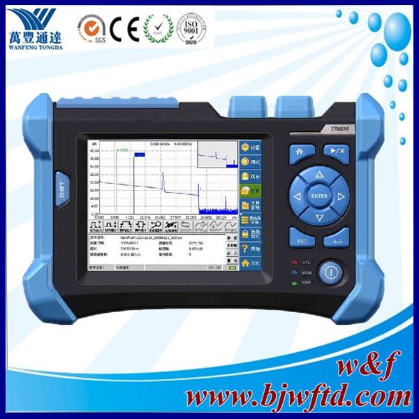 TD600 MV10A Fiber Network OTDR 23/21dB 850/1300nm MM OTDR(China (Mainland))