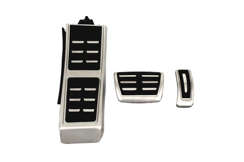 Car covers Pedal case for car RS Style Aluminium Pedal Rubber Set for Q5 Free Shipping(China (Mainland))