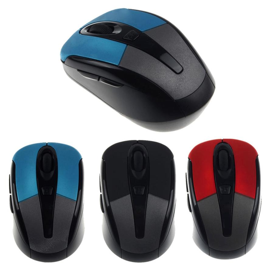 2016 High Quality  hot selling Optical Mini Wireless Mouse Mice For Laptop PC New 2.4G 1600DPI  #LR17<br><br>Aliexpress
