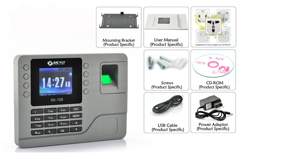the biometric attendance recording and payroll system Biometric time recording reliable and accurate time recording solution with fire report, payroll advanced robiust biometric hand time and attendance.