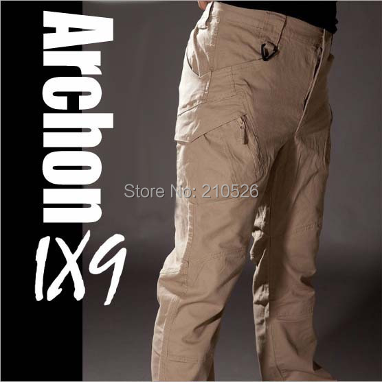 TAD Archon IX9 Military Outdoors City Tactical Pants Men Spring Sport Cargo Pants Army Training Combat Everlast Outdoor Trousers