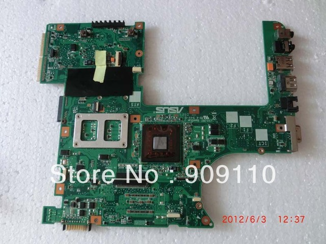 U80A   integrated motherboard for a*sus laptop U80A 100%full test