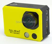 Original New wifi Action Camera Diving 50M Waterproof Extreme Hero 3 Sport Camera/Helmet Camera
