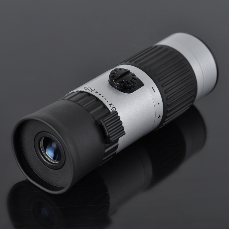 New Generation Small and clear 15X~55X  Zoom  Field Monocular Telescope Sports Hunting Concert Spotting Scope<br><br>Aliexpress