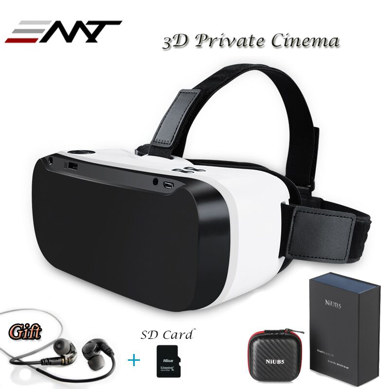Immersive Glasses Android 3d Vr Box Virtual Reality Google