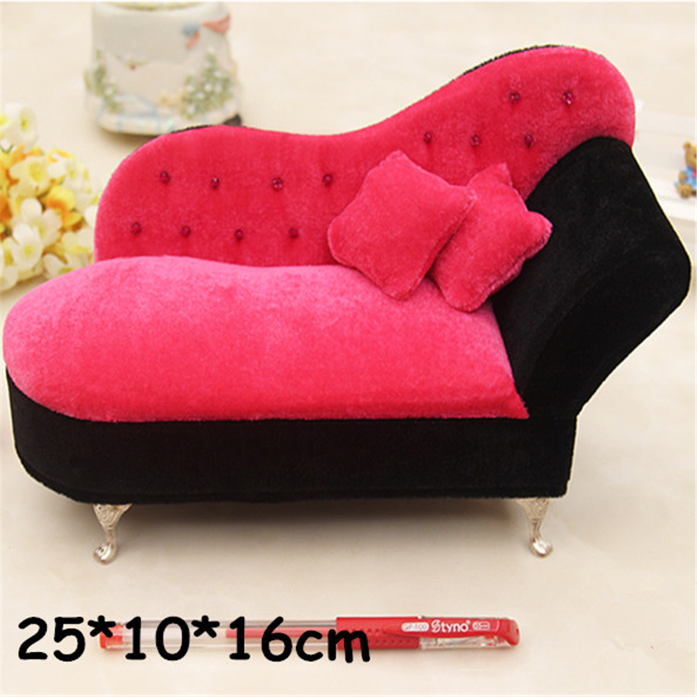 1pcs Slimming Sofa Shape The Sweetest Gift Box For Jewelry,Purple Black Earrings/Jewelry Display,Makeup Organizer,Storage Box(China (Mainland))