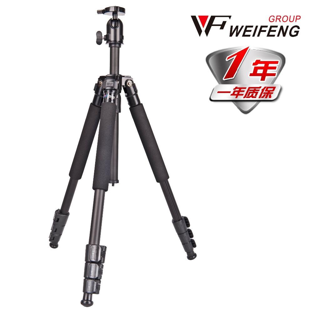 Weifeng WF-3642B DV SLR tripod Photographic equipment tripod weifeng 3642b 3642 travel portable camera tripod(China (Mainland))