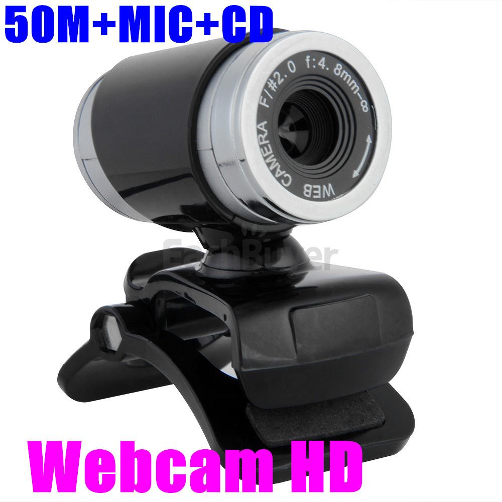 2015 New HD 50M 2.0 Webcam Camera Web Cam Digital Video camera Microphone MIC Computer PC Laptop - Shenzhen H&Z Electronics Co., Ltd. store
