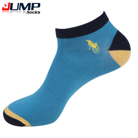 5 pairs =1 Lot 2015 summer POLO Brand high quality Cotton Mens Casual Socks Sports ankle socks Meias Masculinas Colors Mixed(China (Mainland))