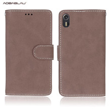 For Lenovo Vibe shot /Z90 Retro frosted skinSoft Leather phone Coque For Lenovo Vibe shot /Z90 Z90-7 Flip Slots Card phone case