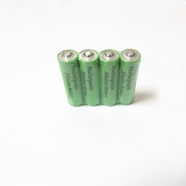Free shipping 4pcs/lot aa rechargeable battery 3000mah 1.5V aa New Brand Alkaline Rechargeable batery for led light toy mp3(China (Mainland))