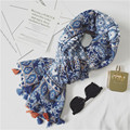 Knitted Scarf For Ladies Mohair hypotenuse perforated Scarves Comfort Soft High-Grade Girls Shawl Size 205*35cm winter scarves