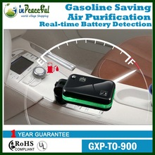 EFS electronic gasoline saving, Dual-core 3 million negative ion purification support,Real-time Car Battery detection#GXP-TO-900(China (Mainland))