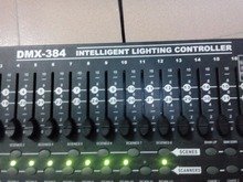 Free Shipping DMX  384 controller, for stage lighting 512 dmx console DJ controller equipment