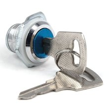 2 Sets/Lot Useful Cam Locks for Lockers, Cabinet Mailbox, Drawers, Cupboards + keys(China (Mainland))