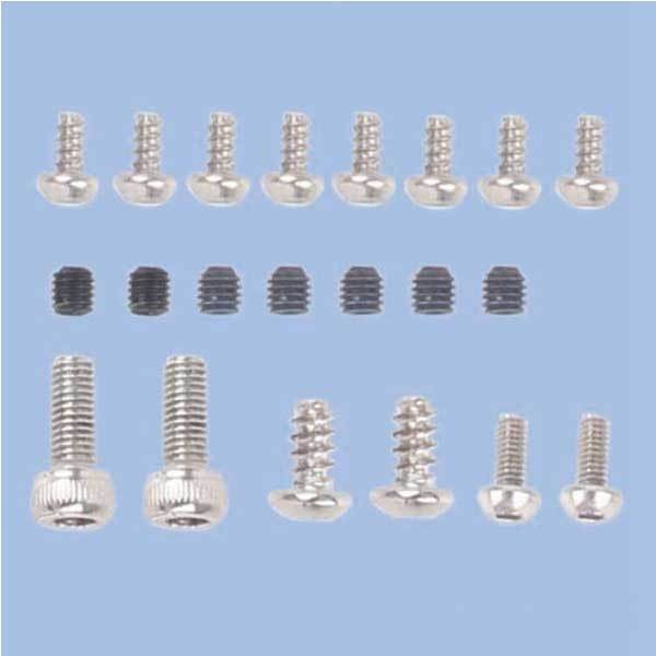 Frostburg Walkera G-2D FPV Plastic Gimbal Spare Parts Screw Set G-2D-Z-11(P)(China (Mainland))