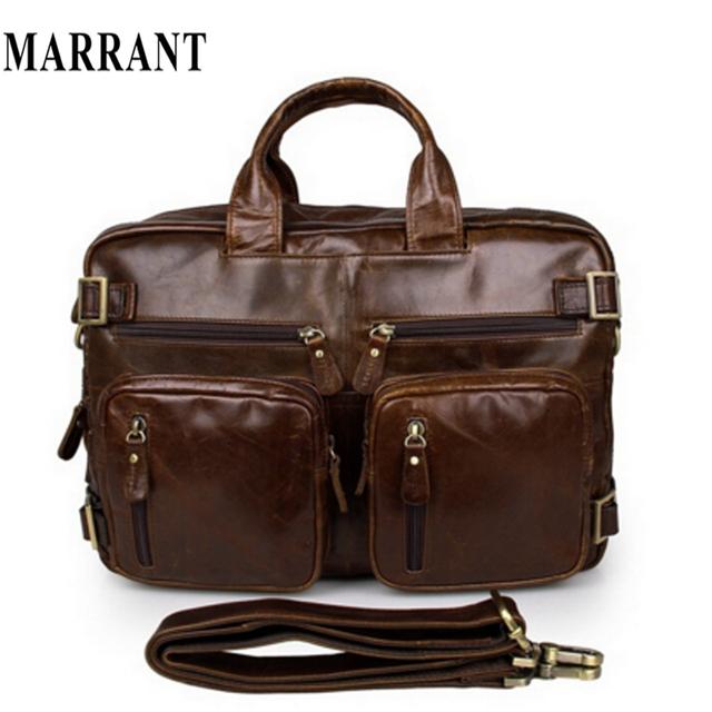 Функция 4 использует стиль старинных натуральная кожа мужчины сумки на ремне мужские ...