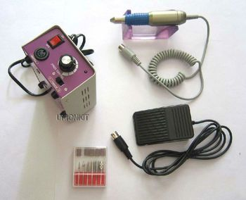 Free SHIPPING-NEW Nail manicure pedicure drill set home Beauty Health supplies