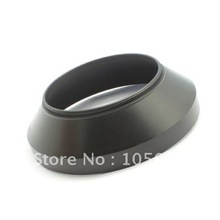 Buy 37 39 43 46 mm Wide Angle screw mount Metal Lens Hood Canon nikon sony pentax olympus dslr camera for $2.75 in AliExpress store