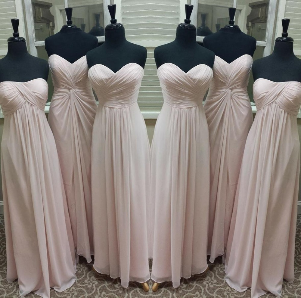 Cheap bridesmaid dresses for beach weddings bridesmaid for Maid of honor wedding dresses