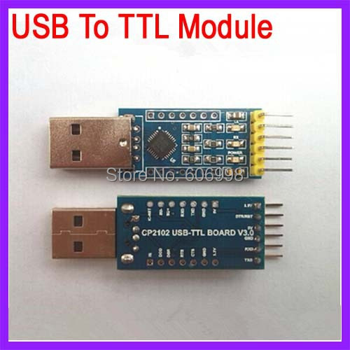 Cp usb to ttl module burner download line for arduino