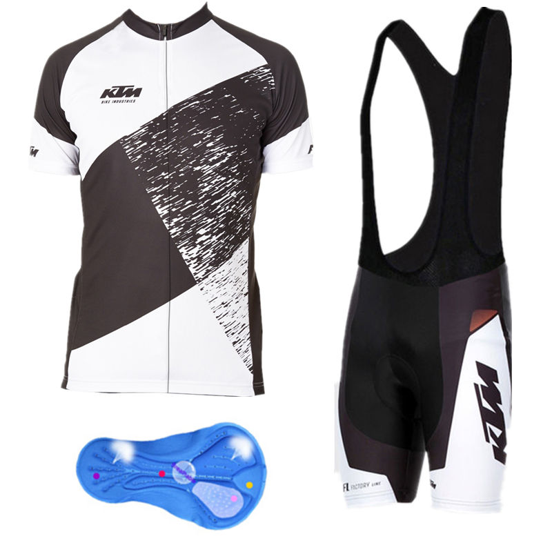 2016/Cycling clothing cycling jersey Factory direct sales maillot ciclismo Bike Sportswear Short Sleeve black white(China (Mainland))